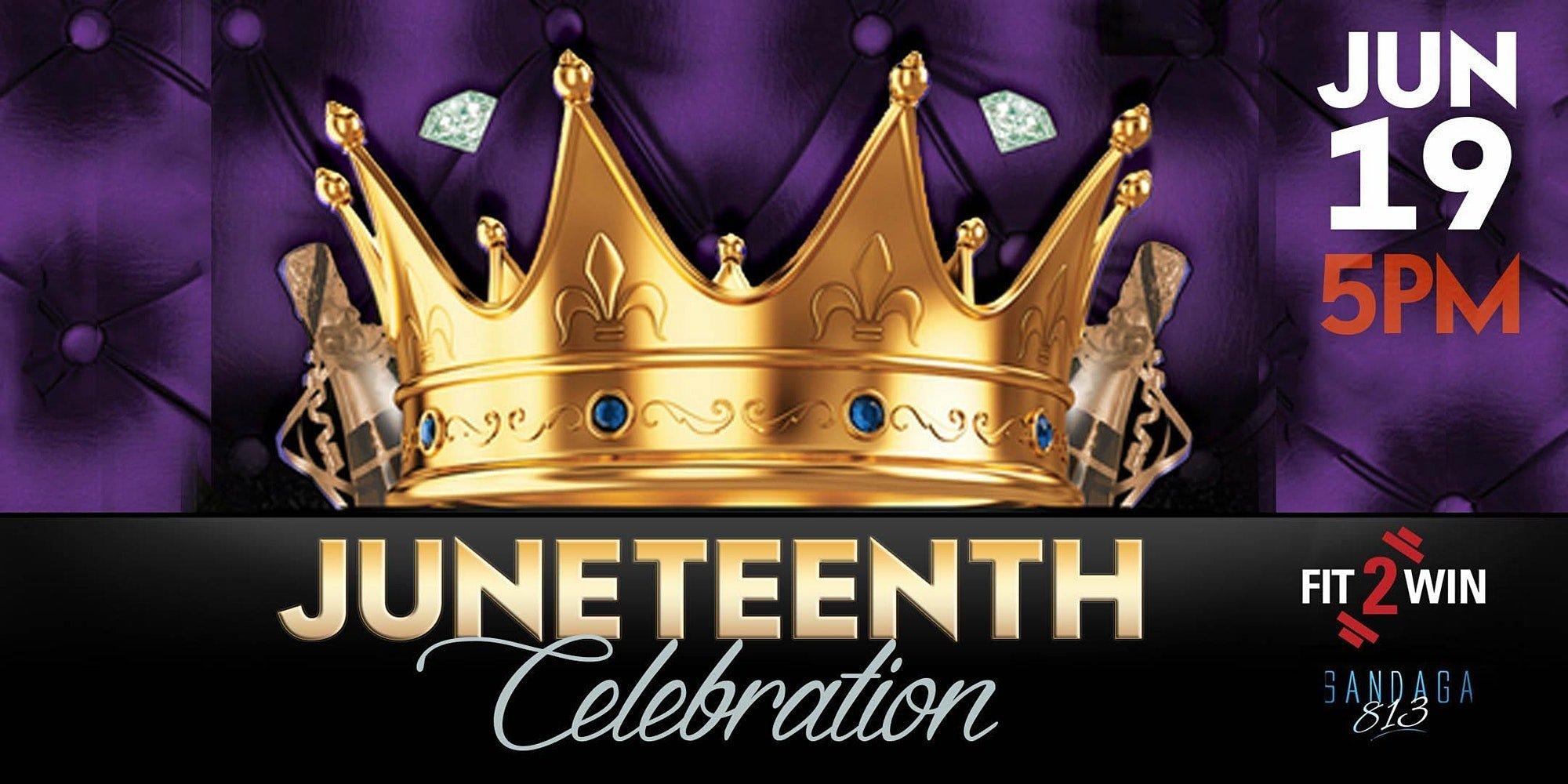 Juneteenth Celebration: Wear Your Crown