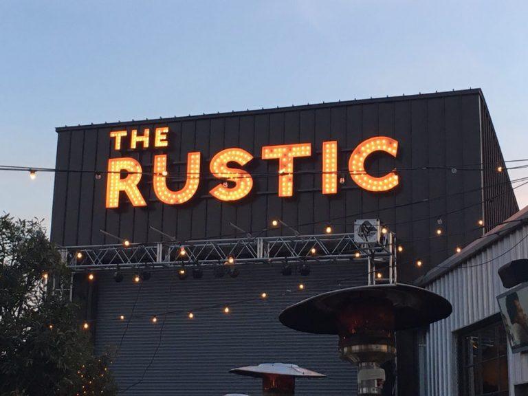 The Rustic Dallas TX 768x576