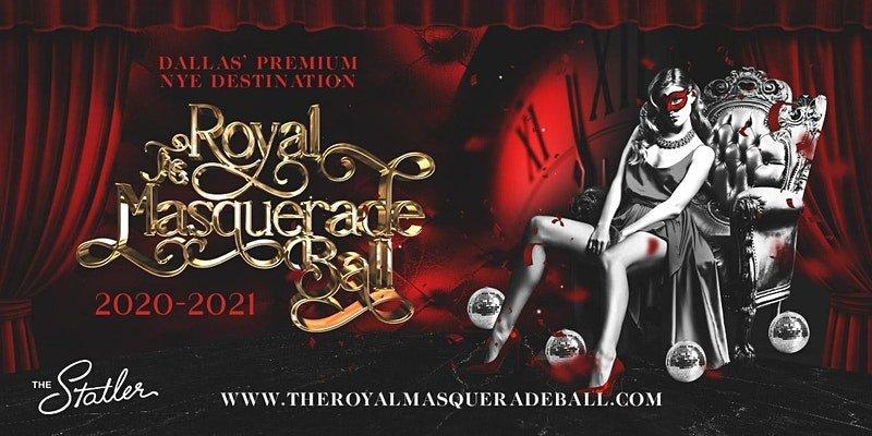 The Royal Masquerade Ball at The Statler