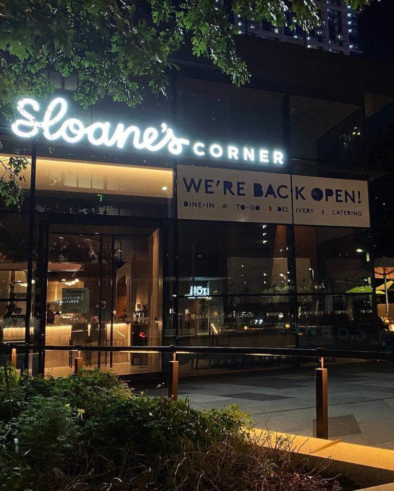 Sloanes Corner Dallas TX 768x958