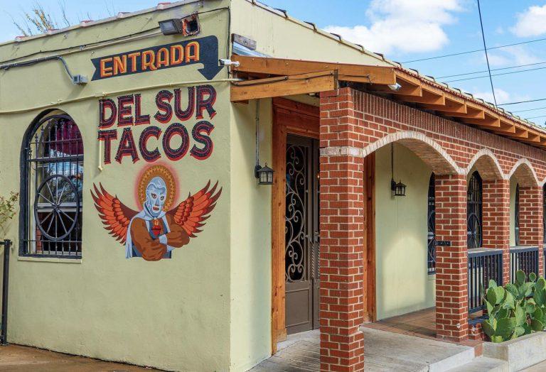 Del Sur Tacos Dallas TX 768x524